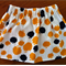 Girls Skirt Size 4-5 Vintage Pique