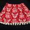 Size 4 Christmas skirt