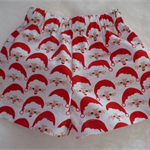 Size 1 - Jolly Santa Faces