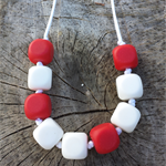 'Cubed' Teething Necklace