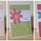 Set of 3 Birthday Cards - REDUCED