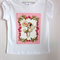 SALE MaisyMoo Designs Girls 'Fairy Rose' Top - size 1 - 4yrs