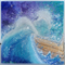 The Ark - Faith through turbulent times - Prophetic art original painting