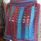 PDF Crochet pattern  X stitch Capelet