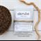 Unscented Coffee Scrub Natural Organic Coconut Oil Body Exfoliator Skrubs