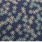 100 BLUE/WHITE FROZEN SNOWFLAKE RICE/WAFER PAPER CAKE CUPCAKE DECORATION TOPPERS