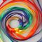 Hand Kite - Rainbow