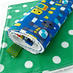 Baby GIFT SET Burp cloth and Wash cloth