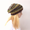 Hand knitted Slouchy beanie  Chunky knit hat