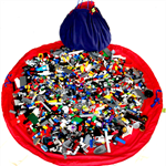 Lego Bag & Playmat in One by Toyzbag®