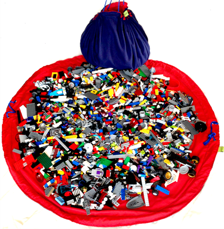 Lego Bag Playmat by Toyzbag®