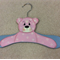 Baby-Child's Painted Bear Coathanger