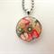 Resin fruit salad Necklace <free postage>