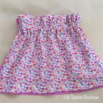 Ruffle atop Skirt, Size 3
