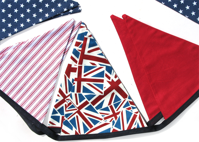 Union Jack Stars Amp Stripes Flag Bunting Party Shop Or