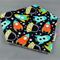 Bandana Dribble Bib - Pocket Rocket