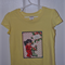 CHRISTMAS RETRO PRINT T SHIRT