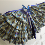 Peacock Wings Dress Up Cape