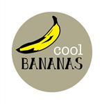 """""""Cool Bananas"""" Original Print"""