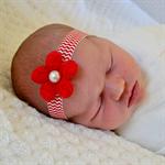 Newborn Flower Headband