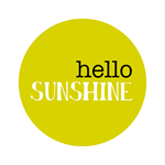 """Hello Sunshine"" Original Print"