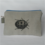 "Printed purse ""ladybug"""