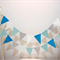 Cake Bunting/Cake Topper/Cake Banner/Flags. Suit FROZEN Theme.