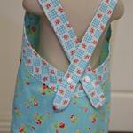 Girls vintage style dress/tunic