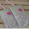 Lavender Bags - Pale Green