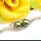 Peas In A Pod Petite Silver Bracelet - Mother gift, Grandma gift, sister gift