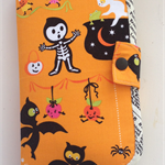 'Spooky' Travel Wallet.