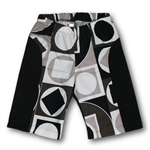 CLEARANCE... SIZE 3 Block Print Boys Chapster Shorts