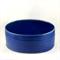 Ceramic Bowl Stoneware Oval Blue Handmade Pottery Unique Home Decor