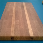 Beautiful Oak Chopping Cutting Board