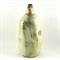 Ceramic Decanter Wine Oil Vinegar Sake Handmade Pottery Green Bottle Tableware