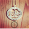 Love Hand Stamped Sterling Silver Pendant/ Jewellery/ Necklace