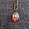 Red Fox~ Antique Bronze