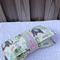 Elephants and stripes Nappy Wallet