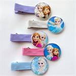 Frozen 5 pack Boutique Hair Clips