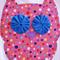 Owl Puff Sleeve Girls Tee