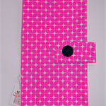 Nappy Wallet: neon pink