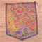 colour swirl Paisley
