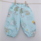 Size 3-6M - Very Cute Minty Bunnies Baby Bohemian Harem Pants - ready to post