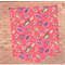 Paisley, Red/Blue