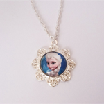 Frozen's Elsa Child's Necklace