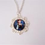 Frozen's 'Anna' Child's Necklace