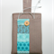 Reserved for Barb - Tablet Case, Tablet Cover in Coffee Linen and Egg Shell