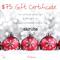 Skrubs $75 Gift Certificate Handmade Natural Organic Beauty Products Body Scrubs