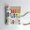 Pencil Roll Cute Dolls Pencil Roll Includes Quality Staedtler Pencils