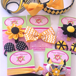 Deluxe School Hair accessory pack